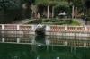 Behind the Neoclassic Pavilion. Parc del Laberint, Barcelona ES