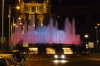 Montjuic Fountain and the dancing waters