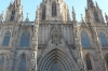 Santa Maria del Pi (of the pine), Barcelona's cathedral