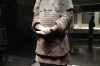 High ranking officer, Terracotta warriors of Emperor Qin, pit 2 cavalry, Xi'an CN
