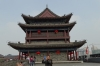 14.5km bike ride around the ancient city wall of Xi'an CN