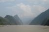 Sailing through the Wu Gorge, Yangzi River cruise CN