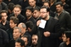 Song leader. Imam Hussain's Mourning Ceremony